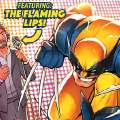 The Flaming Lips Meet \'X-Men\' in Retro Marvel...