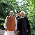 Iran and India sign port deal, other economic...