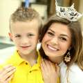 Oklahoma pageant contestants support diabetes...