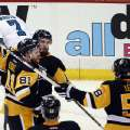 Penguins edge Sharks 3-2 in Game 1 of Stanley...