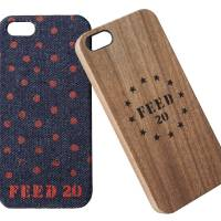 Photo -  FEED iPhone 5 cases, $25 each, at Target.