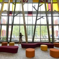 New Sandy Hook Elementary opens