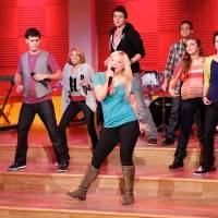 Photo -  THE GLEE PROJECT -- Episode 201 -- Pictured: (l-r) Lily Mae Harrington, Michael Weisman, Taryn Douglas, Charles Lubeck, Tyler Ford, Aylin Bayramuglu, Nellie Veitenheimer, Blake Jenner, Dani Shay (c) Shanna Henderson -- (Photo by: Tyler Golden/Oxygen Media)
