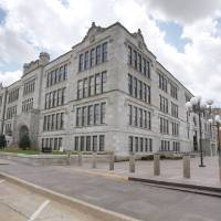 Photo - Oklahoma City University will move its law school into the former Central High School building in Oklahoma City. Photo by Steve Gooch, The Oklahoman