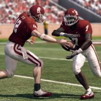 Photo -  NCAA Football 11 comes out Tuesday, July 13. Several Sooners, including Landry Jones and DeMarco Murray, have high player ratings.