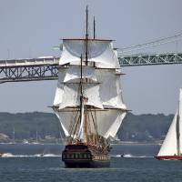 Newest U.S. tall ship set to train students