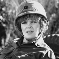 Photo - FILE - In this 1980 file image released by Warner Brothers Pictures, actress Eileen Brennan as Capt. Doreen Lewis in a scene from,