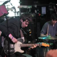 Photo - Kip Berman of The Pains of Being Pure at Heart. Photo by Matt Carney