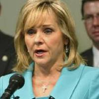 Photo - Gov. Mary Fallin. File photo.