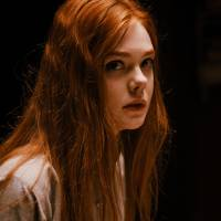 Photo - This publicity photo released by A24 Films shows Elle Fanning as Ginger in a scene from the film,