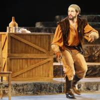 "Photo - Nathan Dunn performs in the Oklahoma Children's Theatre production of ""Treasure Island."""