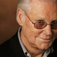 Photo - FILE - In this Jan. 10, 2007 file photo, George Jones is shown in Nashville, Tenn.  Jones, the peerless, hard-living country singer who recorded dozens of hits about good times and regrets and peaked with the heartbreaking classic