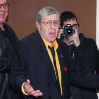 Photo - Jerry Lewis attends