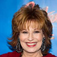Photo - FILE - This April 20, 2011 file photo shows Joy Behar arriving to the opening night performance of the Broadway musical