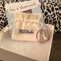 Photo - BC Clark Jewelers is dropping gifts like these in random places across the metro this week for its Pay It Momward promotion.   - PROVIDED