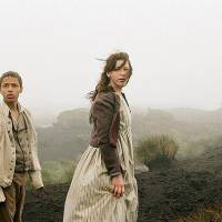 "Photo - Solomon Glave, left, and Shannon Beer co-star in ""Wuthering Heights."" Oscilloscope Pictures photo"