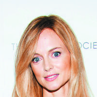 Photo - Heather Graham attends a screening of