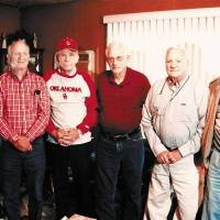 Photo - Norma Jean, Stanley, Charles, Jack, Bennie and James Funderburg   - photo provided