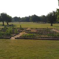 Photo - In eastern Oklahoma, the Fort Gibson Historical Site has opened the new Arbuckle Heritage Garden to show how late 19th-century soldiers farmed the area to produce food. PHOTO PROVIDED.