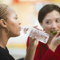 Photo - Drinking water can improve your health and help you lose weight. (Photo courtesy of Getty Images)