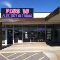 Photo - Plus 10 Clothing is shown in Del City. PHOTO PROVIDED