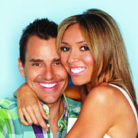 Photo - Giuliana and Bill Rancic. Photo provided.