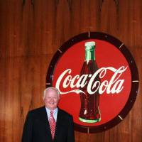 Photo - Bob Browne, chairman and chief executive of Great Plains Coca-Cola Bottling Co. in Oklahoma City.   - PROVIDED