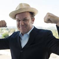 Photo -   FILE - In this Monday, Oct. 15, 2012 file photo, John C. Reilly, a cast member in