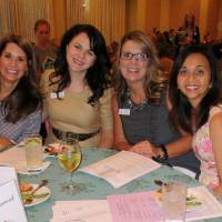 Photo - Kristen Brown, Adrienne Nobles, Becky Howell, Mei Cheng.