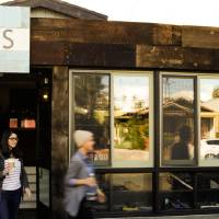 Photo - Toms shoes has opened its first retail store and community space on Abbot Kinney in Venice, just blocks away from where founder Blake Mycoskie started the business 10 years ago. (Los Angeles Times/MCT)