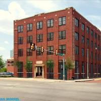 Photo -  The long vacant, boarded up Rock Island Plow building at Reno and Oklahoma is set to be renovated into offices next year.