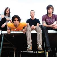 Photo - ROCK BAND: The All-American Rejects are, from left, Mike Kennerty, Tyson Ritter, Chris Gaylor and Nick Wheeler