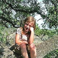 Photo - Abigail Jones, 9, died in a wreck Sunday, Sep. 29.  PROVIDED