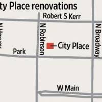 Photo - RENOVATE: City Place renovations MAP / GRAPHIC