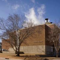 Photo - BUILDING EXTERIOR: Power plant at Oklahoma State University (OSU) in Stillwater, Oklahoma.