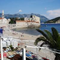 Photo - Sandy beaches on Montenegro?s Budva Riviera help make it a new Mediterranean hotspot.   Photo by Cameron Hewitt     Photo by Cameron Hewitt