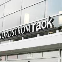Photo - The outside of a Nordstrom Rack store is shown.   PHOTO PROVIDED BY NORDSTROM