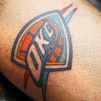 Photo - Here's a closer look at the free tattoo that Chris Zamorano received  Friday.
