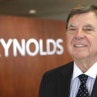 Photo -      Dale Daniels, president and owner of Reynolds Auto Group, talks about his life and career. Photo by David McDaniel, The Oklahoman   David McDaniel -