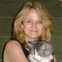 Photo - Susan Krebsbach is a veterinary consultant with the Humane Society Veterinary Medical Association.ORG XMIT: 0903062113347640