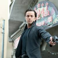 """Photo -  Joseph Gordon-Levitt as """"Joe"""" in TriStar Pictures, Film District, and End Game Entertainment's action thriller LOOPER."""