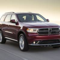 Photo - This undated image made available by Dodge shows the 2014 Dodge Durango Limited. (AP Photo/Dodge, AJ Mueller)