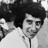 Photo - FILE - In this undated file photo, singer and songwriter Victor Jara poses for a photo in Chile. A Chilean court on Friday, Dec. 28, 2012, charged eight former army lieutenants in the killing of Jara almost four decades ago. Jara was detained along with many others at Chile's State Technical University the day after the Sept. 11, 1972 coup that toppled President Salvador Allende. His body was found several days later, riddled with bullets and bearing signs of torture. The killing transformed Jara into a symbol of struggle against Latin America's military right-wing dictatorships. (AP Photo, File)
