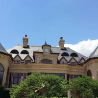 Photo -  Gaillardia Golf and Country Club clubhouse with new roof. PHOTO PROVIDED