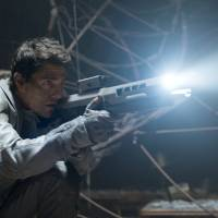 Photo - This film publicity image released by Universal Pictures shows Tom Cruise in a scene from