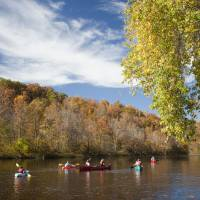 Photo - The James River in fall   Photo by Jeff Greenough  Jeff Greenough