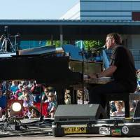 Photo -  Grammy-nominated Oklahoma singer-songwriter John Fullbright will perform a free concert at 8 p.m. Aug. 1 at the Myriad Gardens' Great Lawn Stage. Photo provided by Vicki Farmer