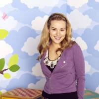 Photo - This image provided by the Disney Channel shows Bridgit Mendler starring as Teddy on Disney Channel's