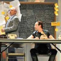 """Photo - Brian Hamilton, Michael Corolla and Scotty Taylor appear in Larry Kramer's Tony-award-winning drama """"The Normal Heart,"""" making its Oklahoma premier this weekend at City Rep. Photo provided"""