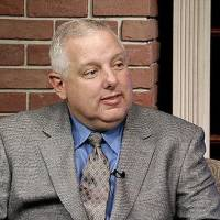 Photo - Mountain View-Gotebo Public Schools Superintendent Andy Evans discusses the impact of a $480,000 loss on his district.  Provided